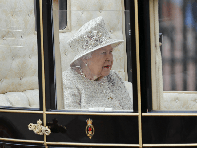 Pictures: Queen Marks Official Birthday with Trooping the Colour