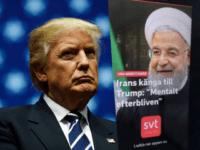 Trump Iran Poster