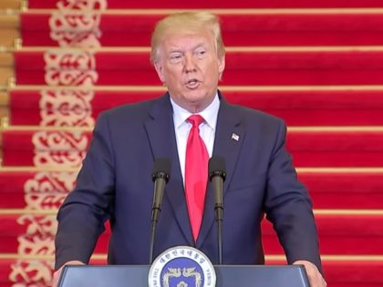 President Donald Trump, 6/30/2019