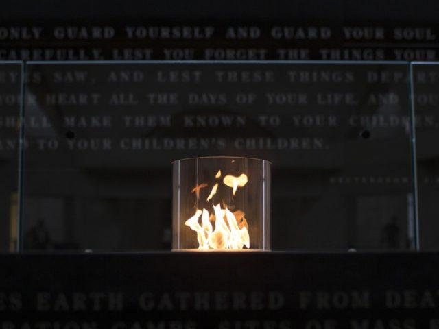 U.S. Holocaust Museum (Drew Angerer / Getty)