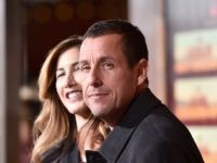 "UNIVERSAL CITY, CA - NOVEMBER 30: Jackie Sandler and actor Adam Sandler attend the premiere of Netflix's ""The Ridiculous 6"" at AMC Universal City Walk on November 30, 2015 in Universal City, California. (Photo by Alberto E. Rodriguez/Getty Images)"
