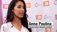 Anna Paulina: 'Correcting the Lies' from Media Biggest Challenge to Conservative Hispanic Outreach