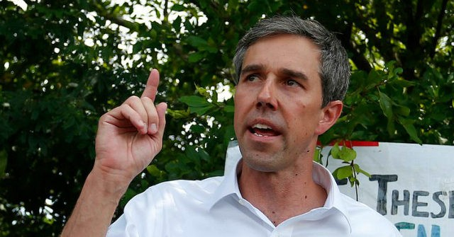 Beto O'Rourke: 'We'll Lose America' If Trump Stays in Office