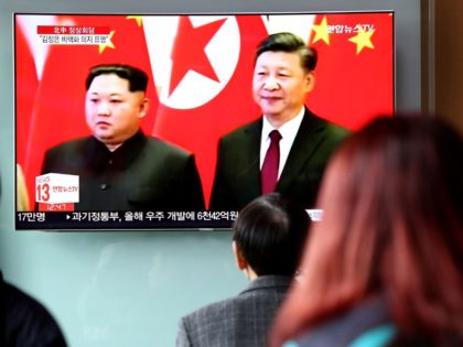 Xi Jinping Offers to 'Unswervingly Support' Kim Jong-un in North Korea Newspaper Op-Ed
