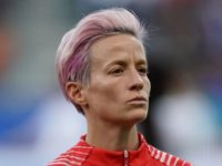 Trump Slams U.S. Soccer Captain Megan Rapinoe for Anthem Protests