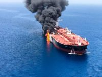 Donald Trump Blames Iran for Tanker Attacks
