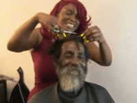 Homeless Dad Gets Makeover for Father's Day