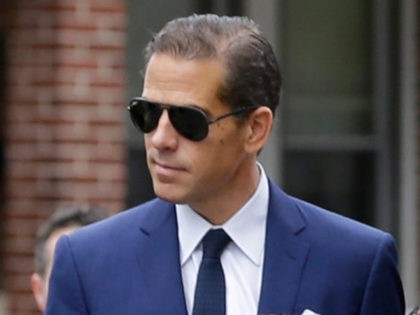 Report: Forensic Analysis Shows 'Smoking Gun' Hunter Biden Email Is 'Unquestionably' Legit