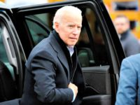 Joe Biden Warns Supporters: 'There's A Target on My Back'