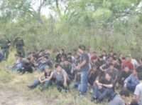 110 Migrants Rescued on Texas Ranch 50 Miles from Mexican Border