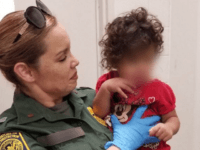 Border Patrol agents discover chickenpox-infected migrant toddler used in fake family claim. (Photo: U.S. Border Patrol)