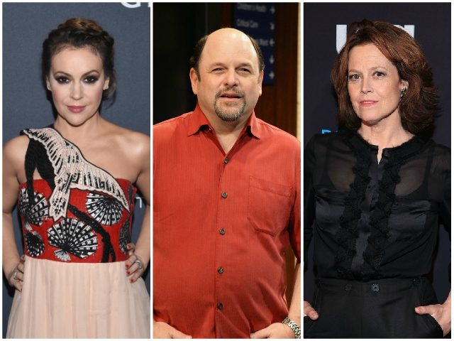 Alyssa Milano Sigourney Weaver Among Actors Starring in Mueller Report Play		3Getty ImagesHANNAH BLEAU24 Jun 2019