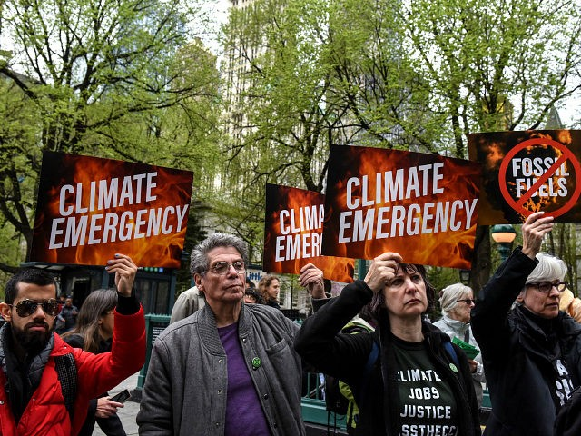 NYC Declares Climate Emergency: Earth 'Too Hot for Safety'