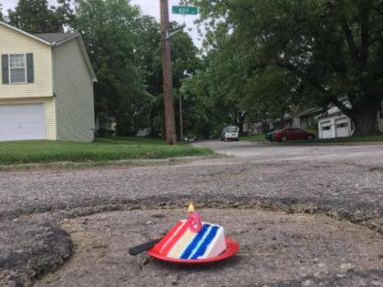 pothole birthday
