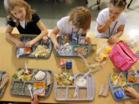 Gavin Newsom Signs Bill Banning School 'Lunch Shaming'