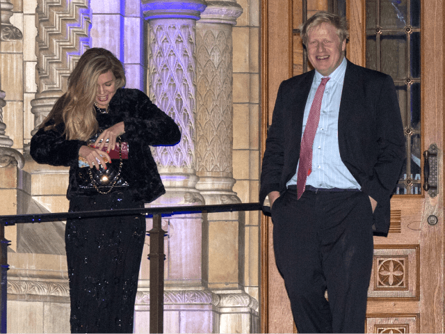 UK PM contender Boris Johnson dodges questions about screaming row with girlfriend