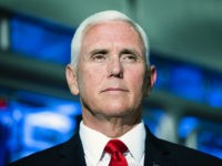 Pence: Trump 'Might Make an Effort' to Stop 'Send her Back' Chants in