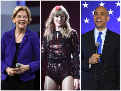 Elizabeth Warren, Cory Booker Sign Taylor Swift's LGBTQ 'Equality Act' Petition