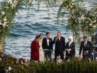 Ozil marries in Istanbul, with Erdogan as best man
