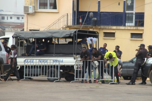 Ghana security forces free two kidnapped Canadians