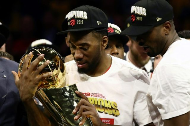 Kawhi claims second MVP award as Raptors take NBA title
