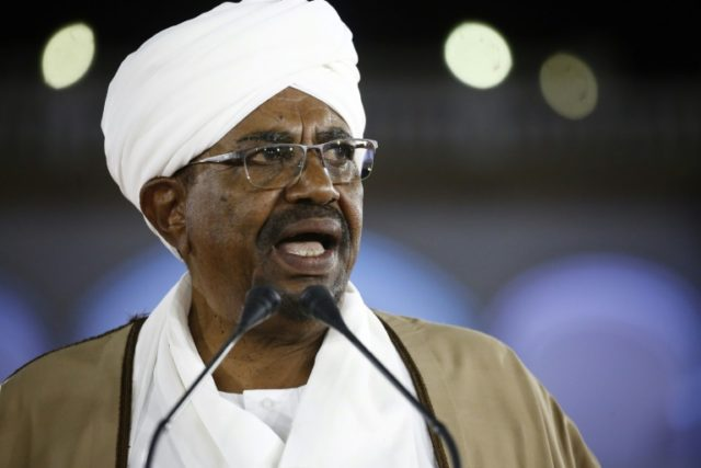 Bashir charged with corruption