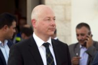 US envoy hints Israeli-Palestinian peace plan delayed to November