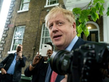 Boris Johnson is the favorite to become Tory party leader and Britain's next prime minister