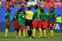 Neville slams Cameroon as controversy mars England progress to World Cup quarters
