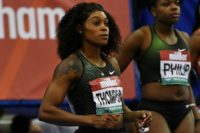 Thompson wins 200 to complete sprint double at Jamaican championships