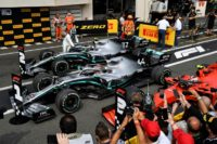 'Don't blame me for boring races,' says Hamilton after another F1 procession