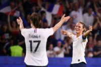Hosts through at women's World Cup as England advance amid controversy
