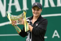 All hail the 'new queen' - Australia piles praise on top-ranked Barty