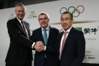 Coca-Cola, China dairy giant sign Olympic sponsorship deal