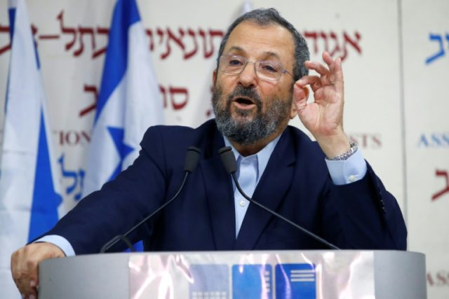 Israel's ex-premier Ehud Barak forms new party
