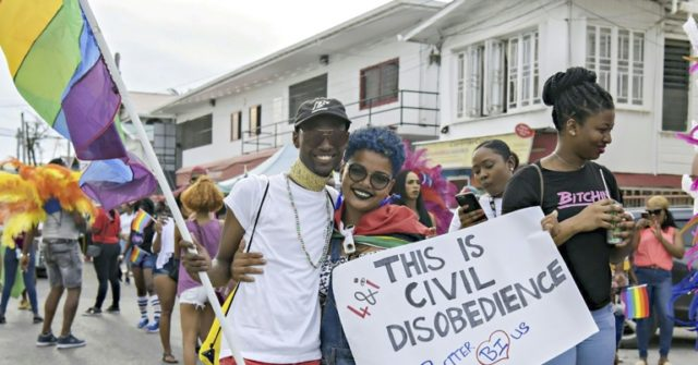 Vibrant Caribbean: In Caribbean, Vibrant Gay Rights Movement Fights