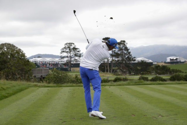 the latest  fowler shoots 66 to take early lead in open