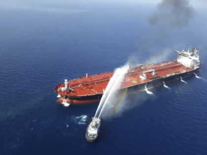 US says Iran removed unexploded mine from oil tanker