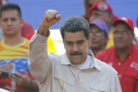 Diplomats: Europeans weigh sanctions on Venezuela's Maduro