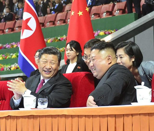 North Korea Latest News: China's Xi Pushes Economic Reform At North Korea Summit
