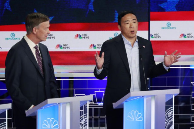 The Latest: Candidates list Russia, China as big US threats