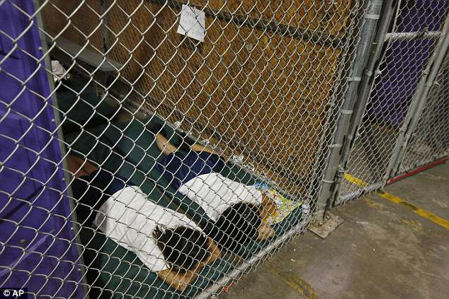 Kids in Cages 2014