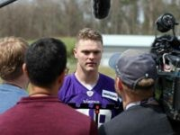 Vikings Rookie to Serve Military Commitment While Playing in the NFL