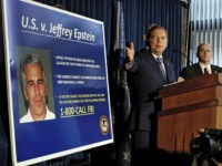 United States Attorney for the Southern District of New York Geoffrey Berman speaks during a news conference, in New York, Monday, July 8, 2019. Federal prosecutors announced sex trafficking and conspiracy charges against wealthy financier Jeffrey Epstein. Court documents unsealed Monday show Epstein is charged with creating and maintaining a …