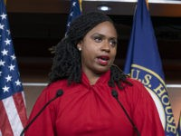 Ayanna Pressley: I Will Always Call Trump 'Occupant of the White House,' Not President
