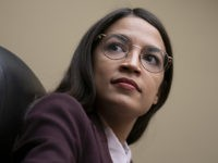 Rep. Alexandria Ocasio-Cortez, D-N.Y., attends a House Oversight Committee hearing on high prescription drugs prices shortly after her private meeting with Speaker of the House Nancy Pelosi, D-Calif., on Capitol Hill in Washington, Friday, July 26, 2019. The high-profile freshman and the veteran Pelosi have been critical of one another …