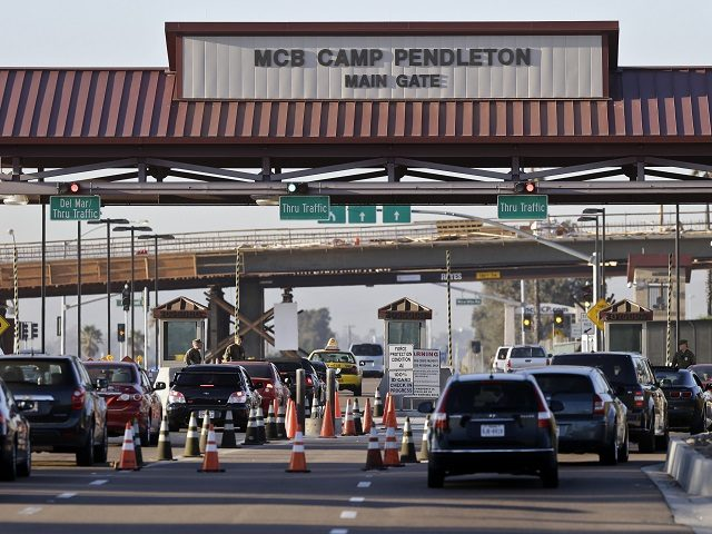 Camp Pendleton, California