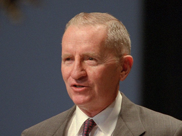 American billionaire politician Ross Perot dies