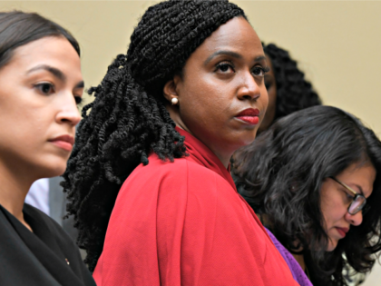 Rep. Ayanna Pressley: We Are More Than Four People — 'Our Squad Is Big'