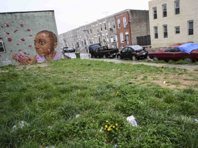Baltimore (Eric Baradat / AFP / Getty)